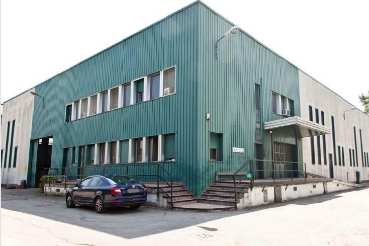 Capannone in affitto a Cesano Boscone, 9999 locali, prezzo € 2.400 | CambioCasa.it
