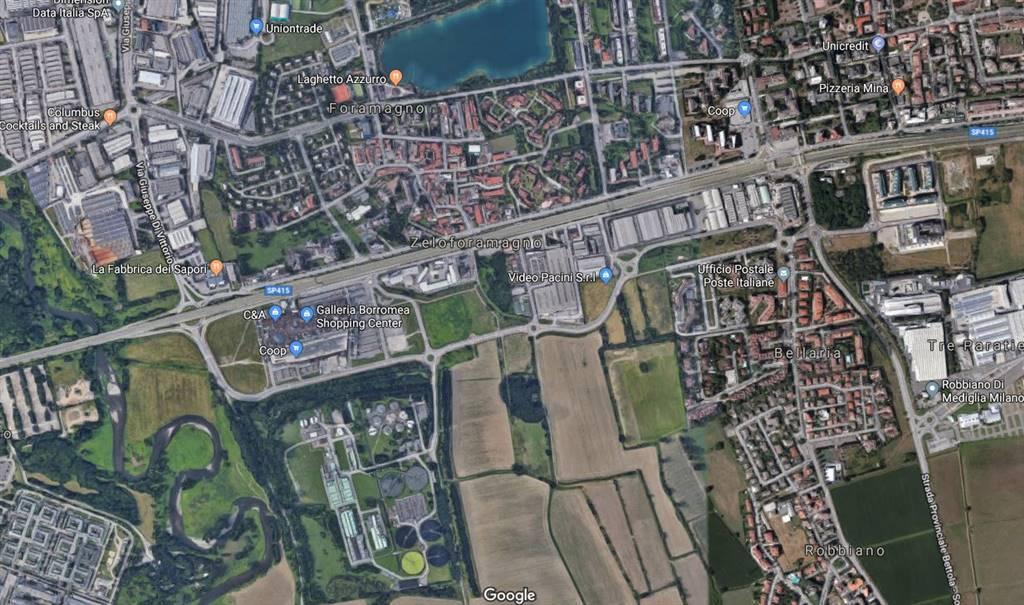 Capannone in affitto a Peschiera Borromeo, 9999 locali, Trattative riservate | PortaleAgenzieImmobiliari.it