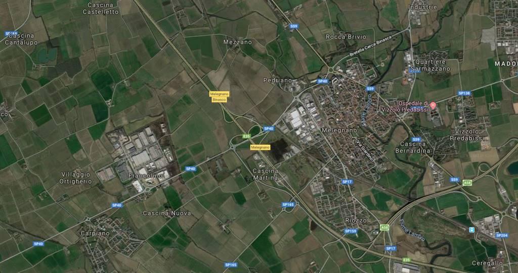 Terreno Edificabile Comm.le/Ind.le in vendita a Melegnano, 9999 locali, Trattative riservate | CambioCasa.it