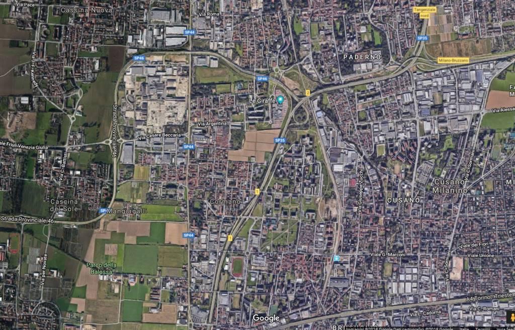 Terreno Edificabile Residenziale in Vendita a Cormano
