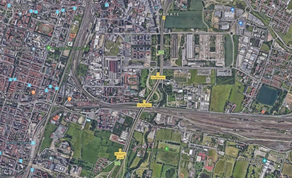Terreno Edificabile Residenziale in vendita a Milano, 9999 locali, zona Zona: 5 . Citta' Studi, Lambrate, Udine, Loreto, Piola, Ortica, Trattative riservate | CambioCasa.it