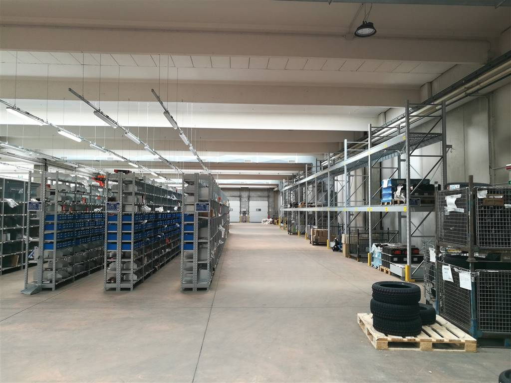 Capannone industriale a MISINTO