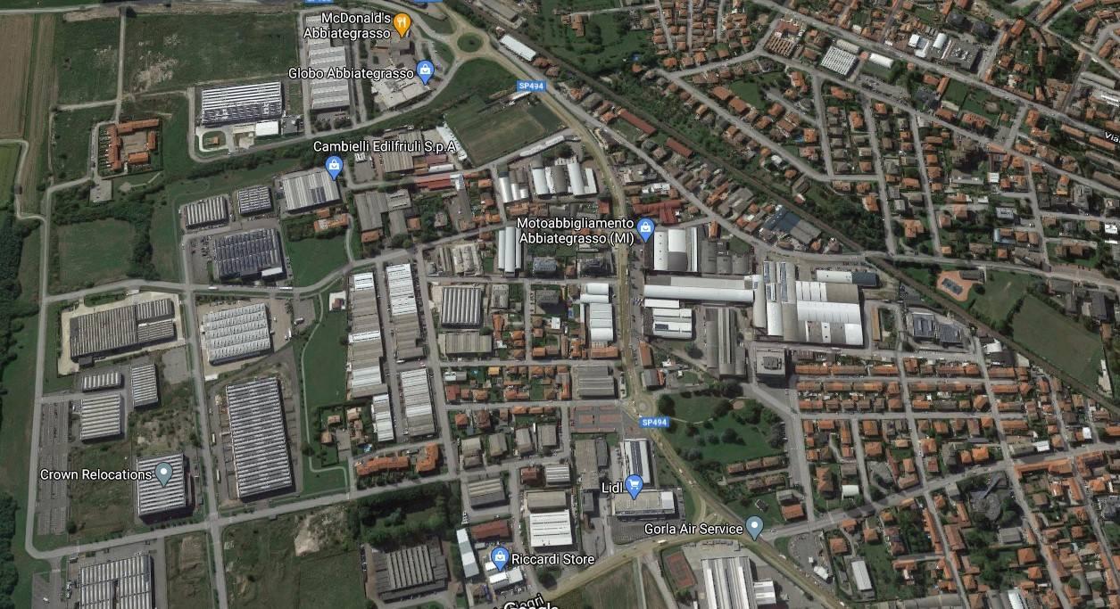 Capannone in affitto a Abbiategrasso, 9999 locali, prezzo € 5.800 | PortaleAgenzieImmobiliari.it
