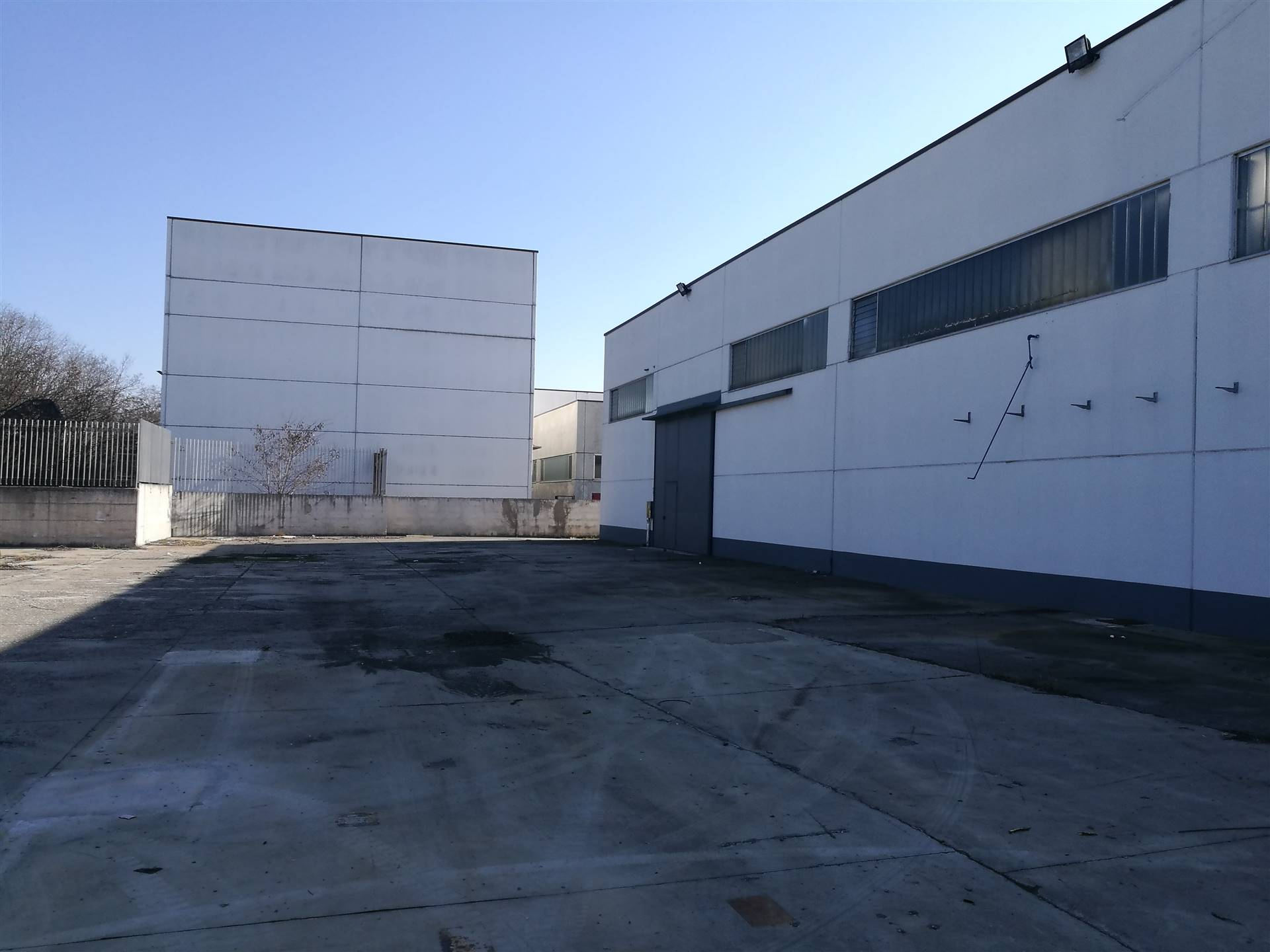 Capannone industriale a BASIANO