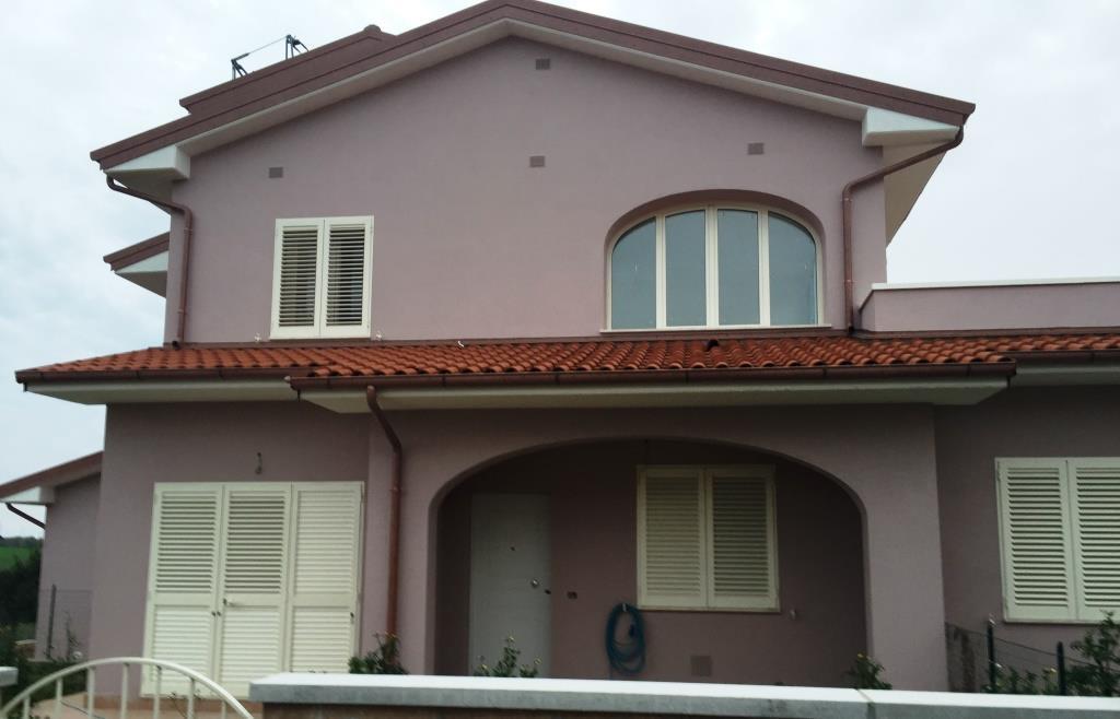Appartamento indipendente, Casagiustri,fiorino, Montescudaio, in nuova costruzione