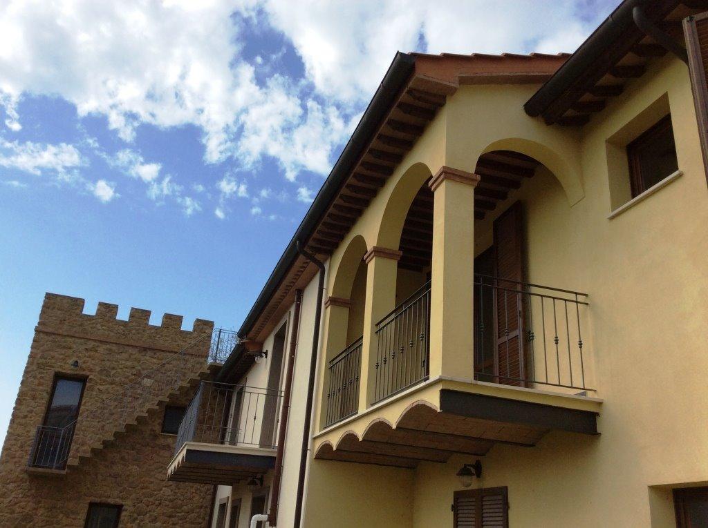 Appartamento in affitto a Guardistallo, 1 locali, prezzo € 300 | CambioCasa.it