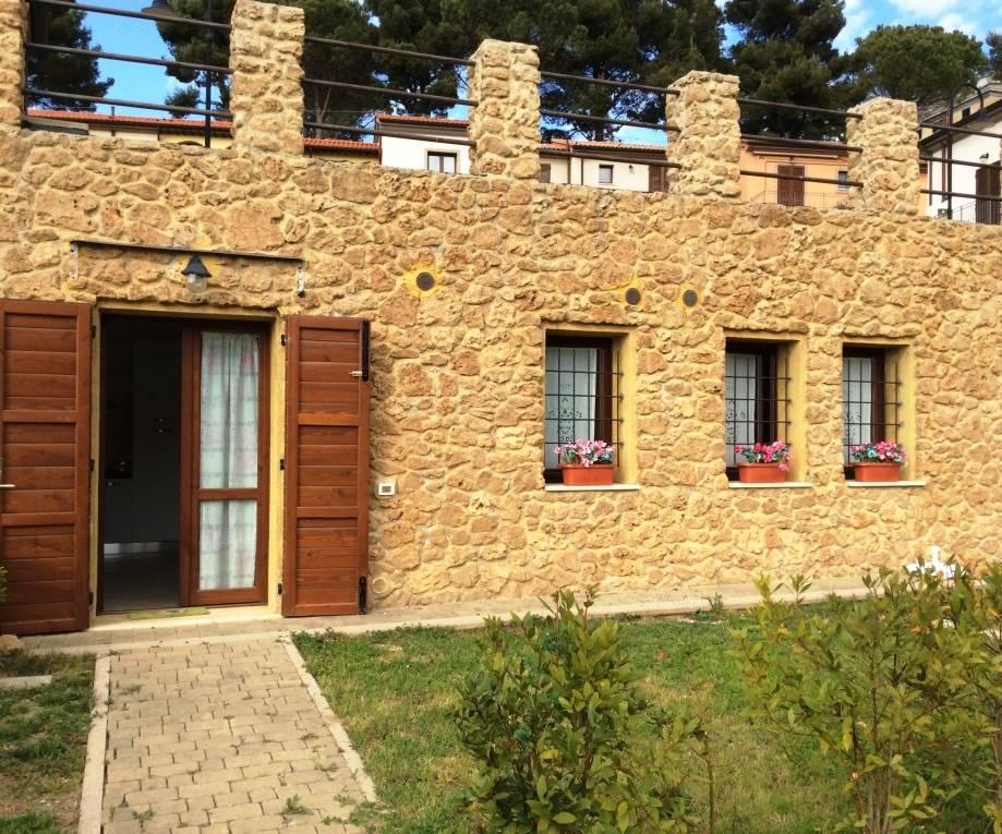 Soluzione Indipendente in affitto a Guardistallo, 2 locali, prezzo € 400 | CambioCasa.it
