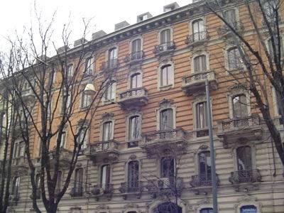 Mansarda in Foro Bonaparte, Centro Storico, Milano