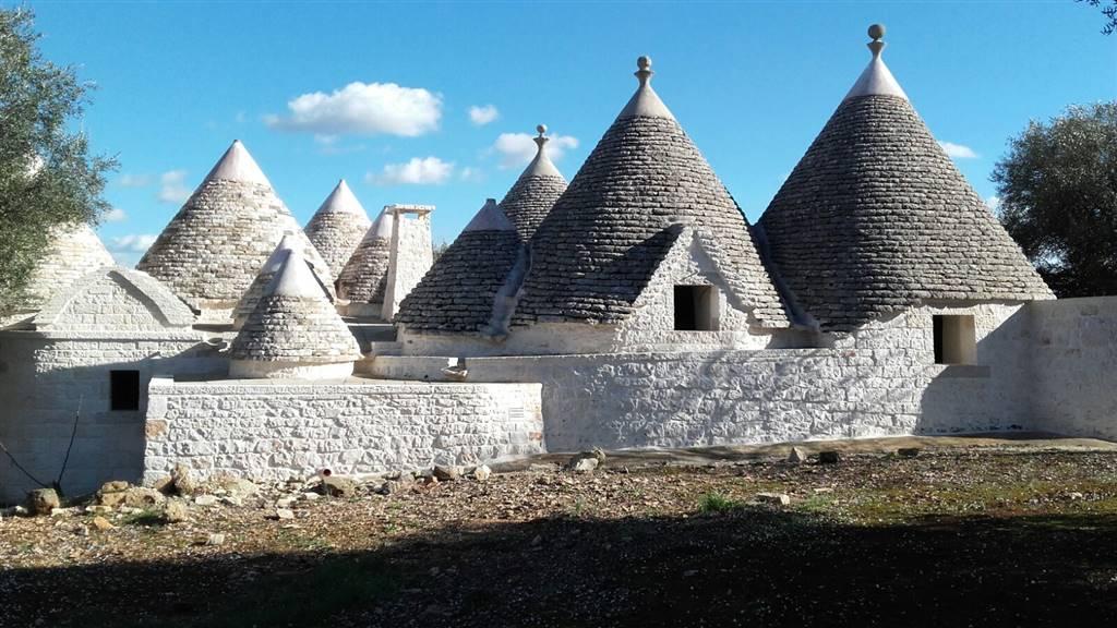Trulli, Cisternino, in nuova costruzione