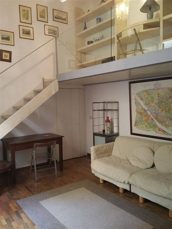 SANT' AMBROGIO, FIRENZE, Independent Apartment for rent of 55 Sq. mt., Restored, Heating Individual heating system, Energetic class: G, placed at