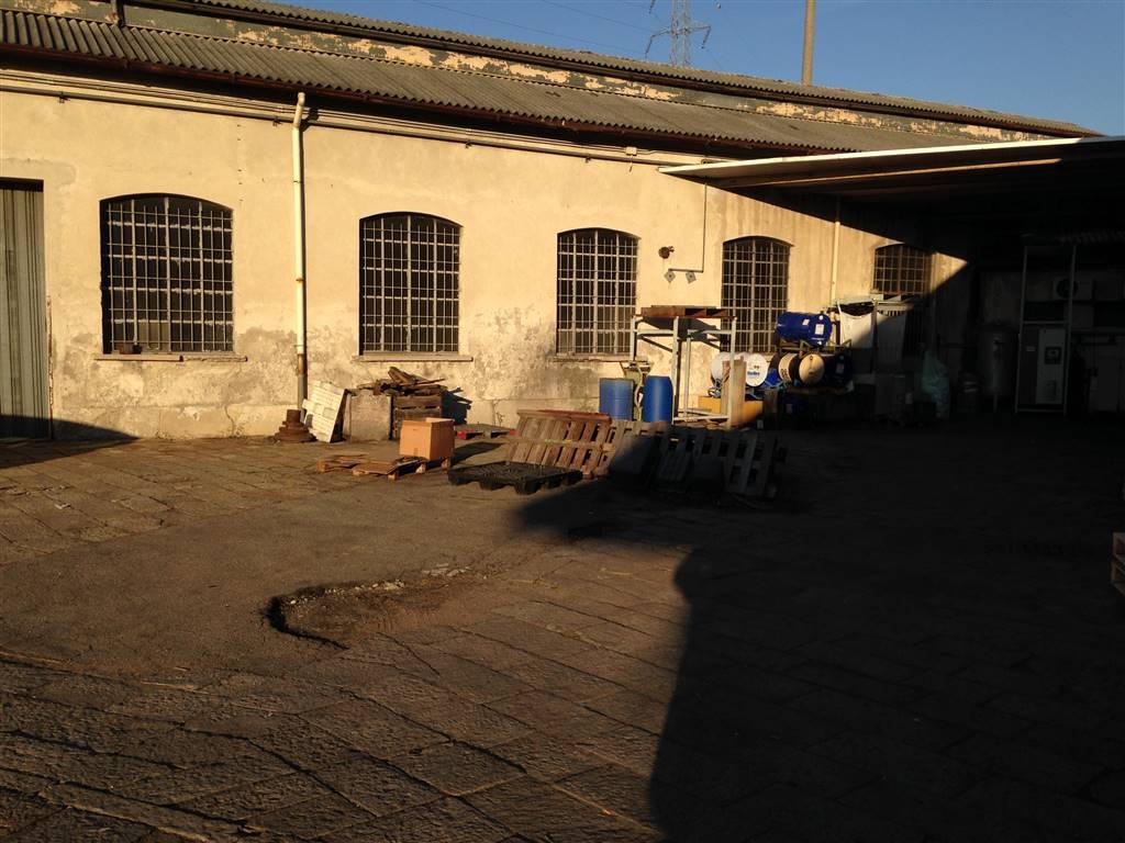 Capannone industriale, Monza