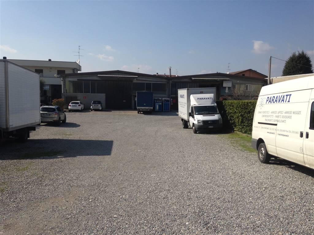 Capannone in vendita a Mariano Comense, 9999 locali, prezzo € 700.000 | CambioCasa.it