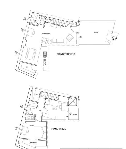 Vendita appartamento porta romana giardino di boboli for Piano terra di 500 piedi quadrati