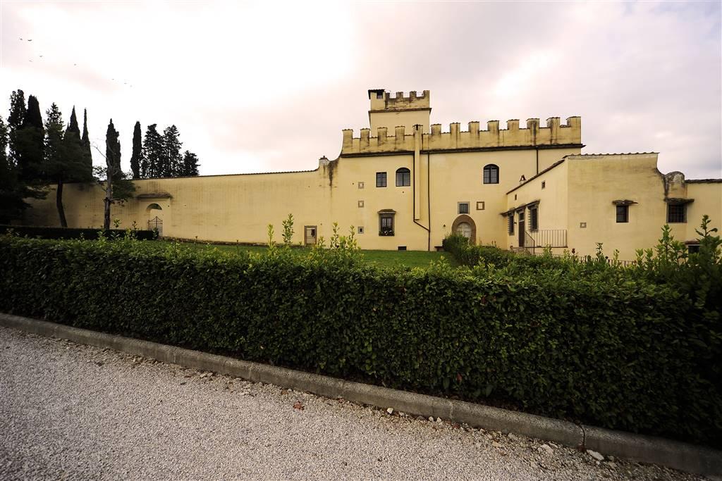 castello vicino Ospedale San Giovanni di Dio