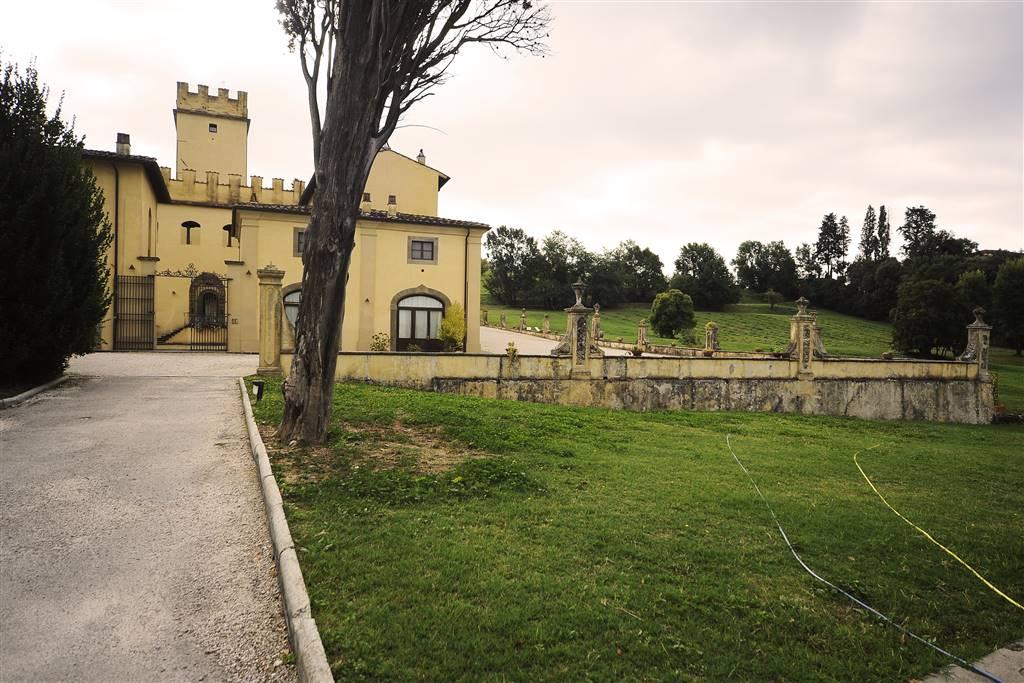 castello pressi ospedale Torregalli