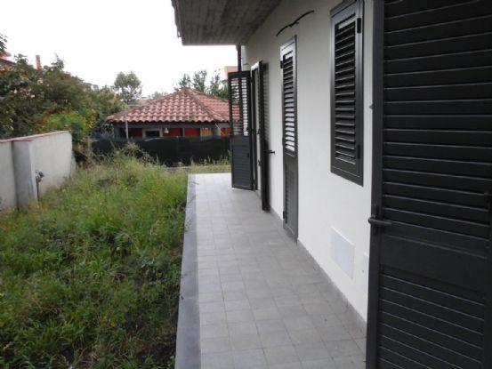 Nuova costruzione in Via Regione Siciliana, Mascalucia