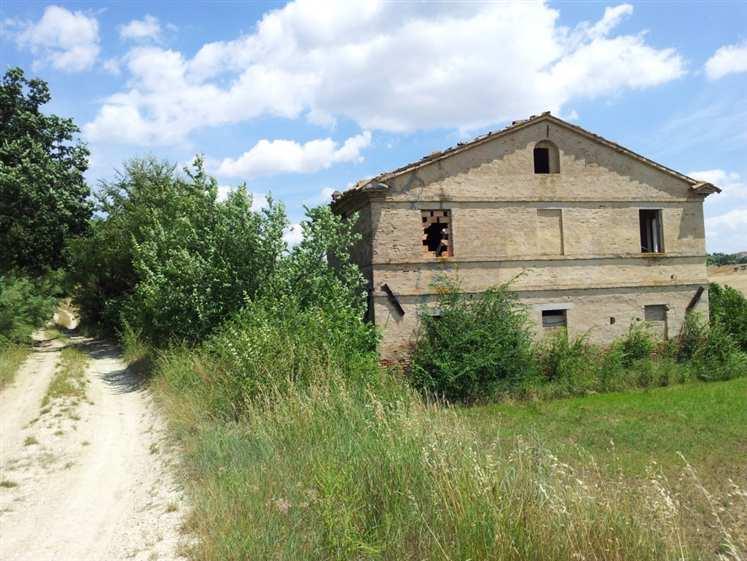 terreno in Vendita San Marcello in provincia di Ancona