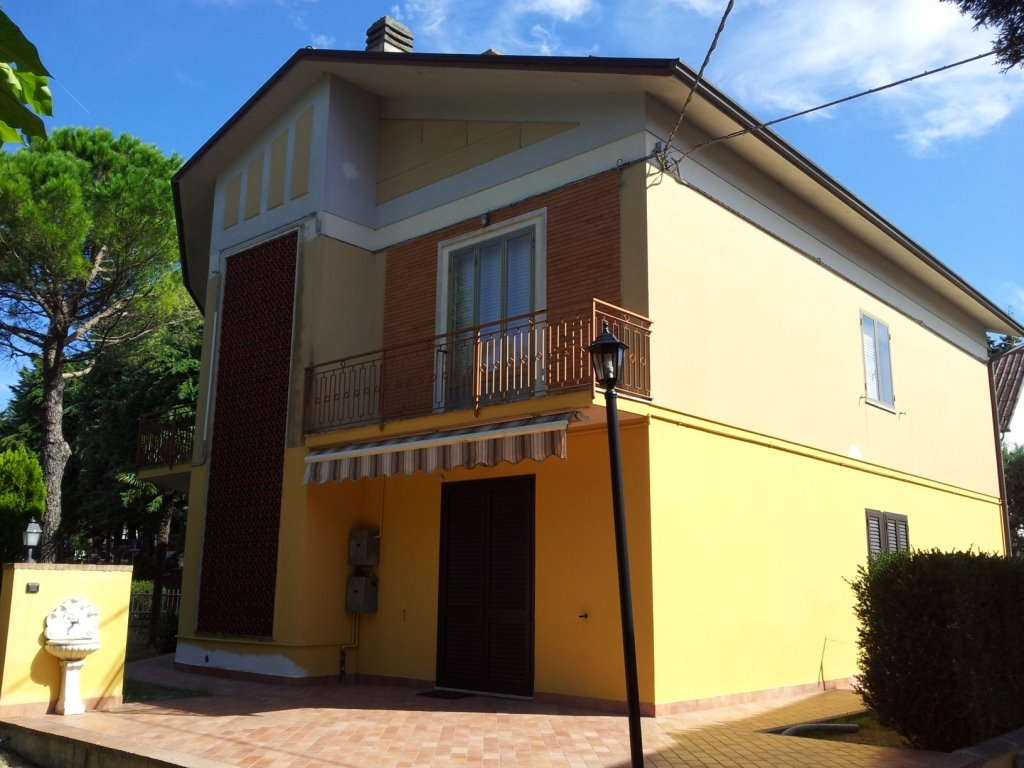 Villa in Via San Francesco 2, Montecarotto