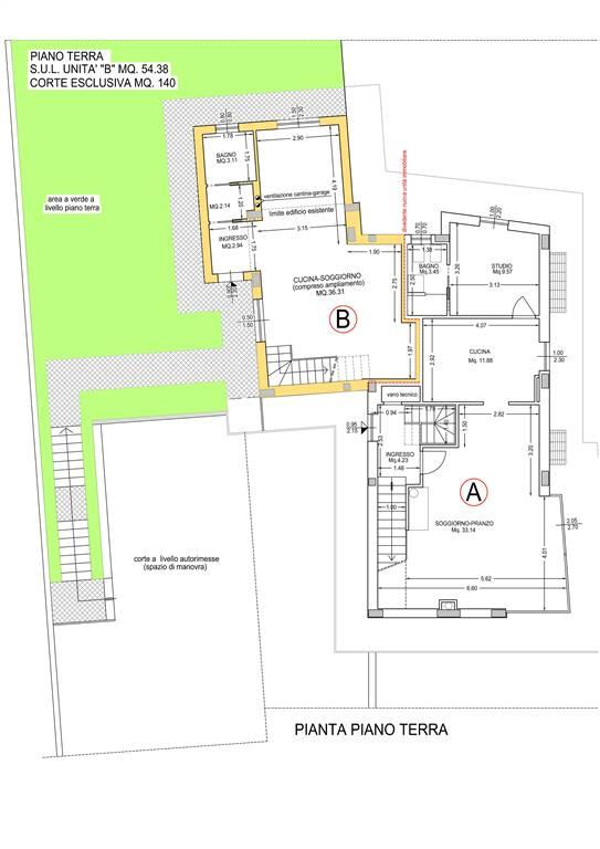 Appartamento in vendita a Monsano, 5 locali, prezzo € 235.000 | PortaleAgenzieImmobiliari.it