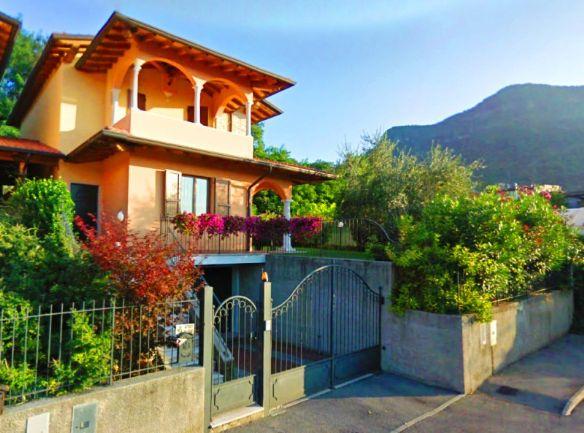 Villa in Via Bossi, Salo'