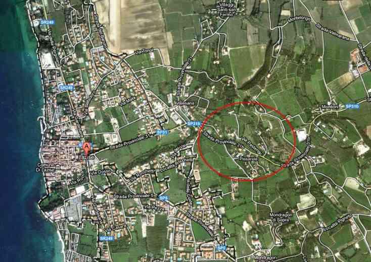 Terreno Edificabile Residenziale in Vendita a Lazise