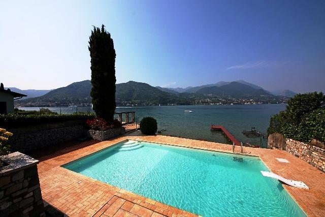Villa, Portese, San Felice Del Benaco, in ottime condizioni