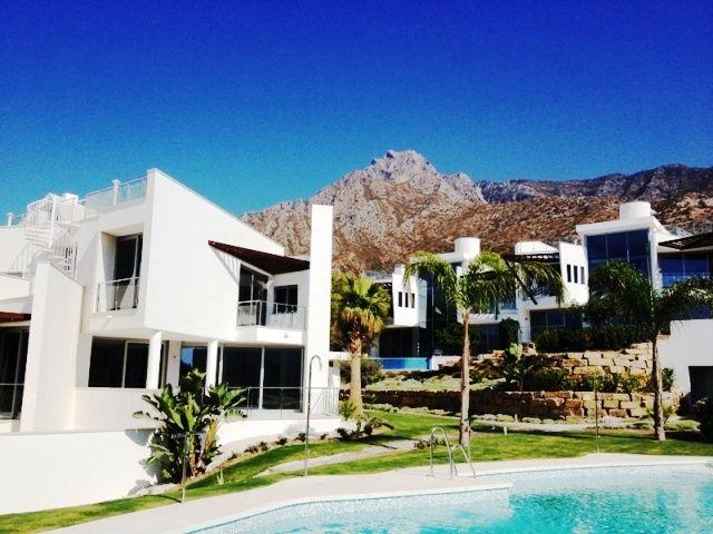 Vendita villa marbella in nuova costruzione piano terra rif ri 17 1marb101 - Immobiliare marbella ...