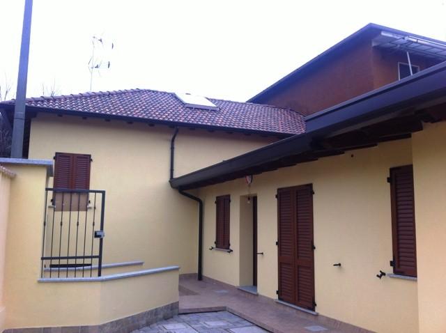 Casa singola, Vigevano, in nuova costruzione