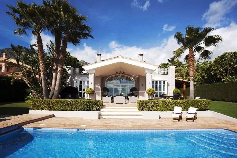 Full content: Villa Sell - Marbella (Málaga) - Code 17-Marbella 35