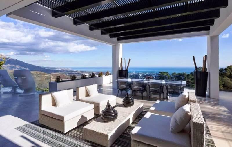 Vendita villa marbella in ottime condizioni secondo piano riscaldamento a pavimento rif - Immobiliare marbella ...