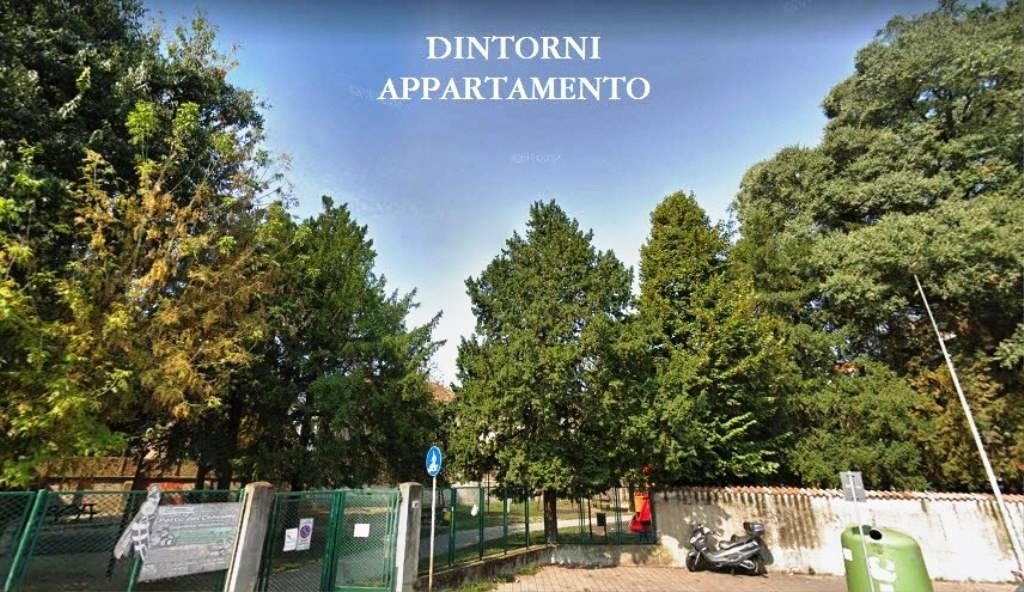 Trilocale, Vigevano, abitabile