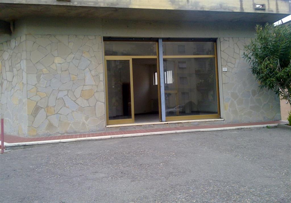Locale commerciale, Oltrarno, San Giovanni Valdarno, seminuovo