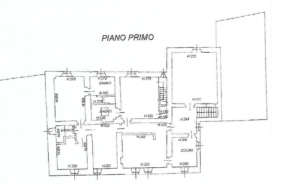 planimetria - Rif. 1331