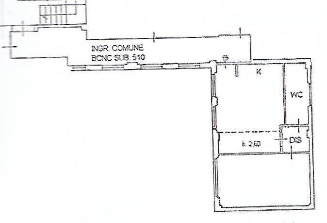 planimetria - Rif. 1342