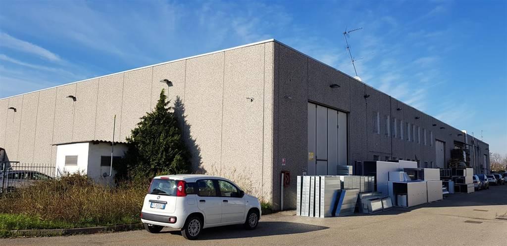 Capannone in vendita a Cassinetta di Lugagnano, 9999 locali, prezzo € 519.800 | PortaleAgenzieImmobiliari.it