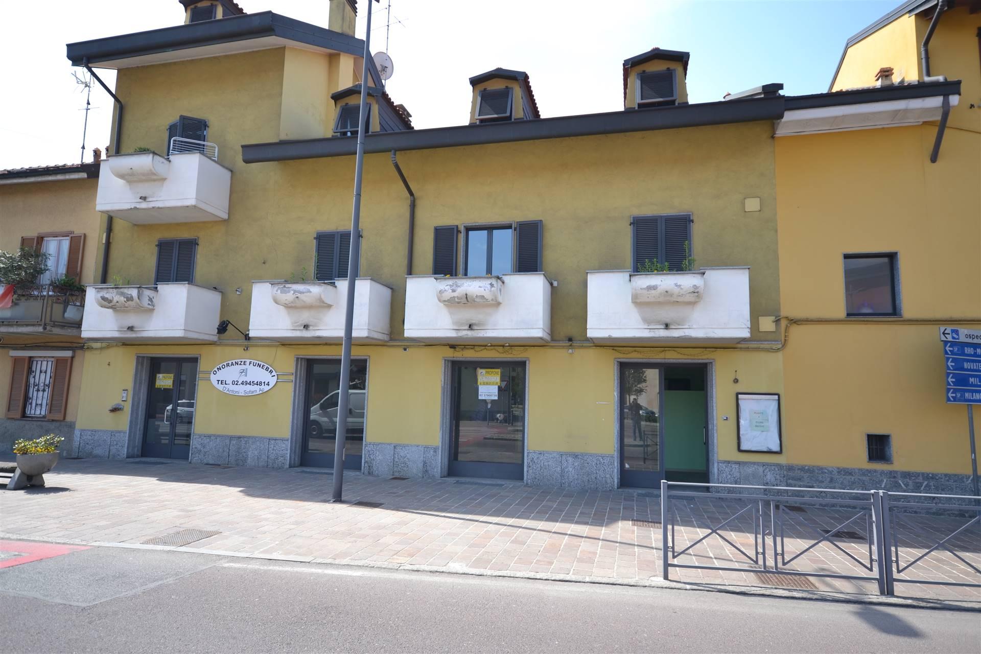 Negozio / Locale in vendita a Bollate, 4 locali, prezzo € 240.000 | PortaleAgenzieImmobiliari.it