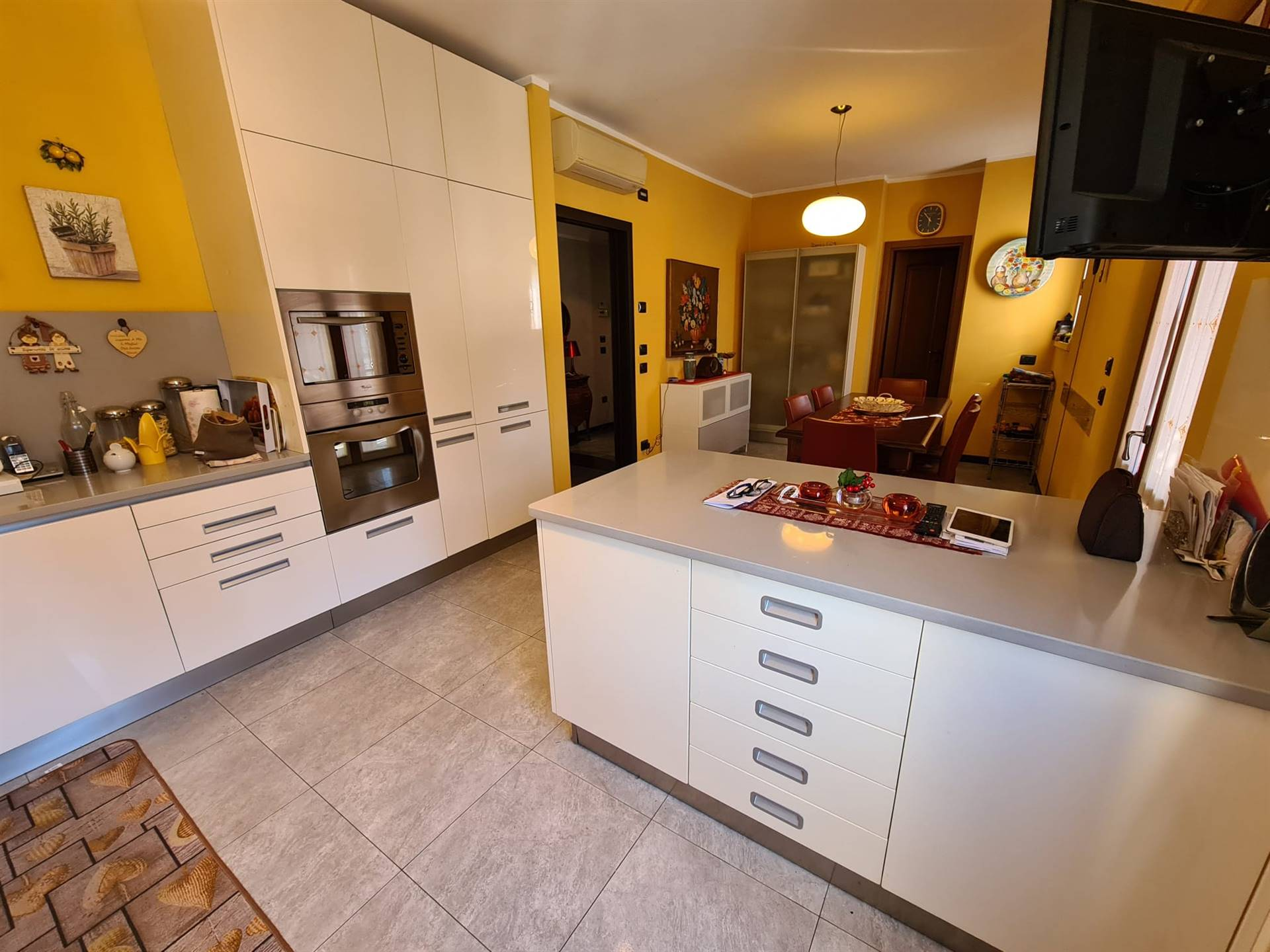 Cucina abitabile vista 3