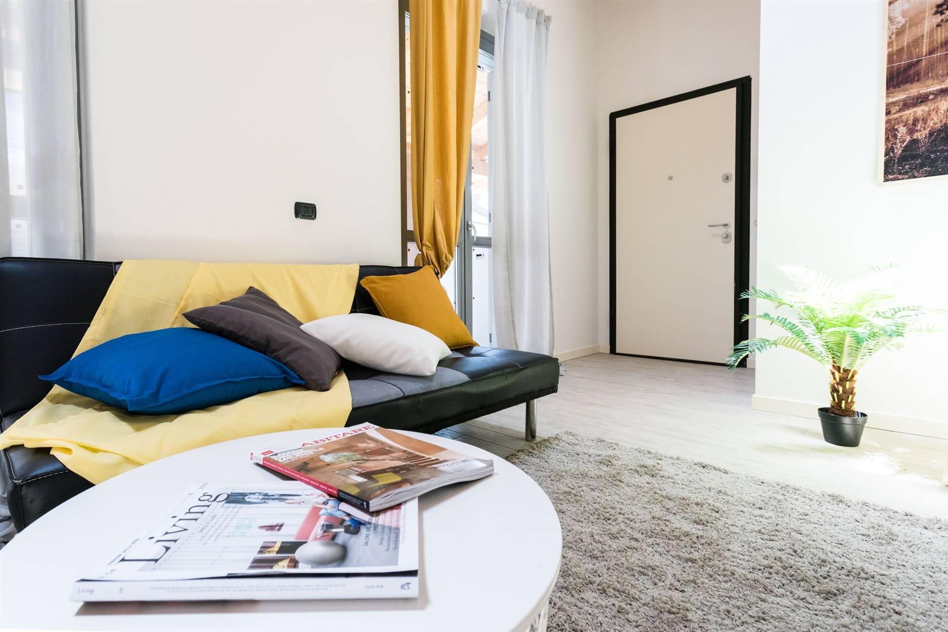Appartamento in vendita a Cornate d'Adda, 1 locali, prezzo € 82.500 | CambioCasa.it