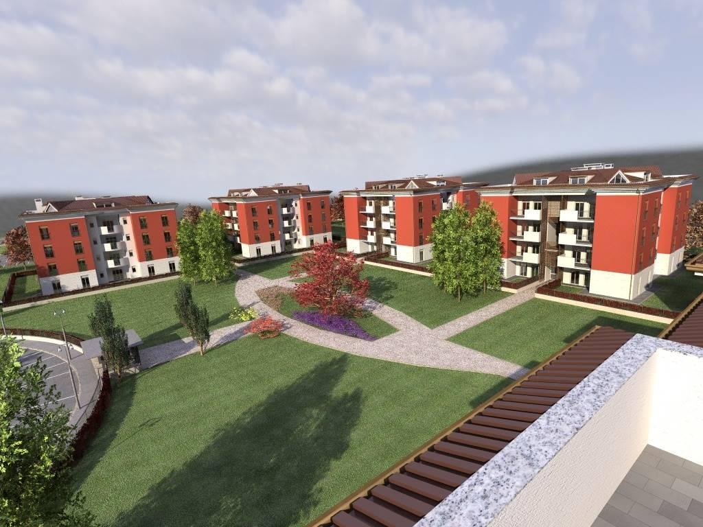 Appartamento in vendita a Sulbiate, 1 locali, prezzo € 58.800 | PortaleAgenzieImmobiliari.it