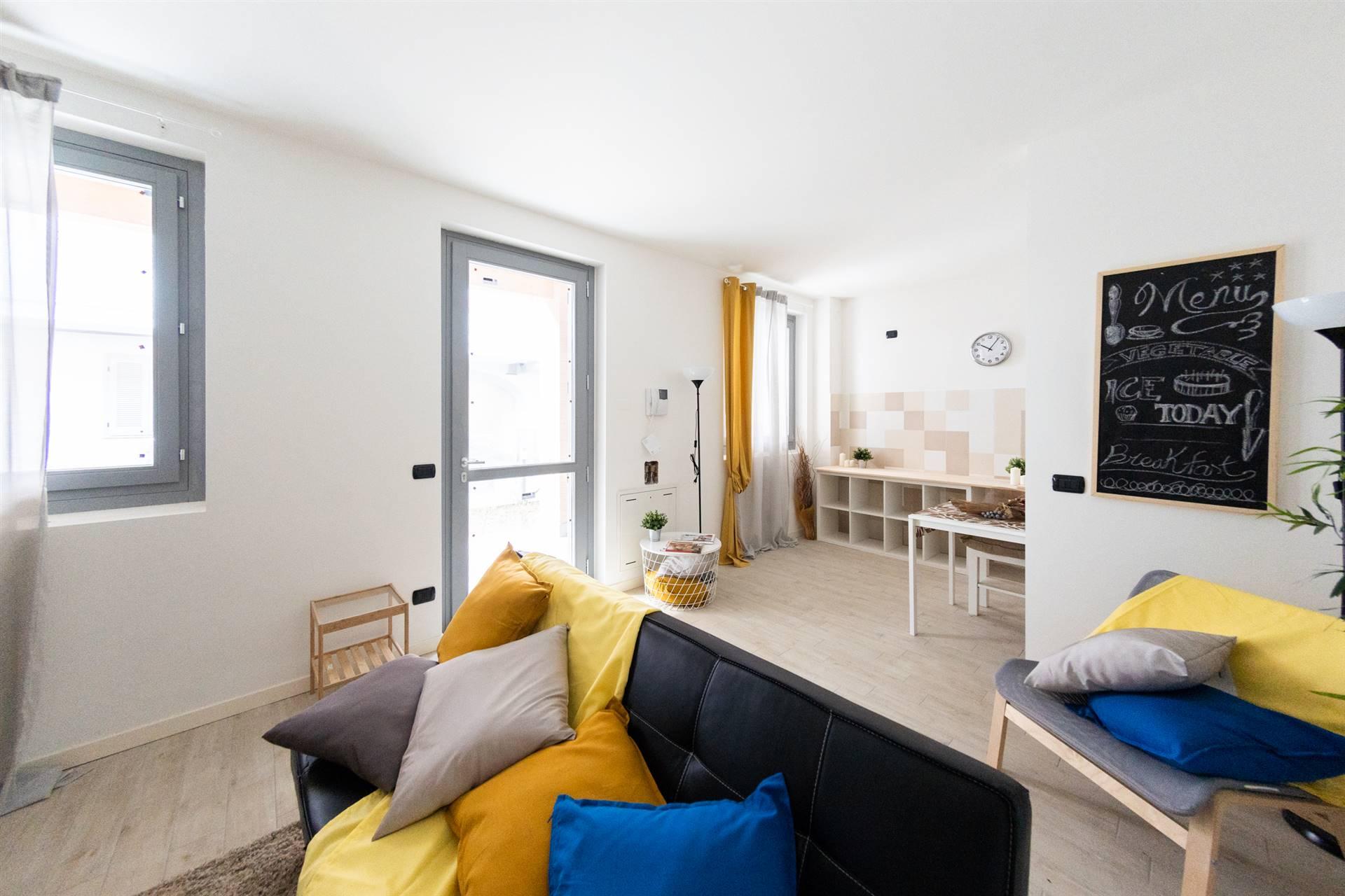Appartamento in vendita a Cornate d'Adda, 2 locali, prezzo € 107.000 | CambioCasa.it