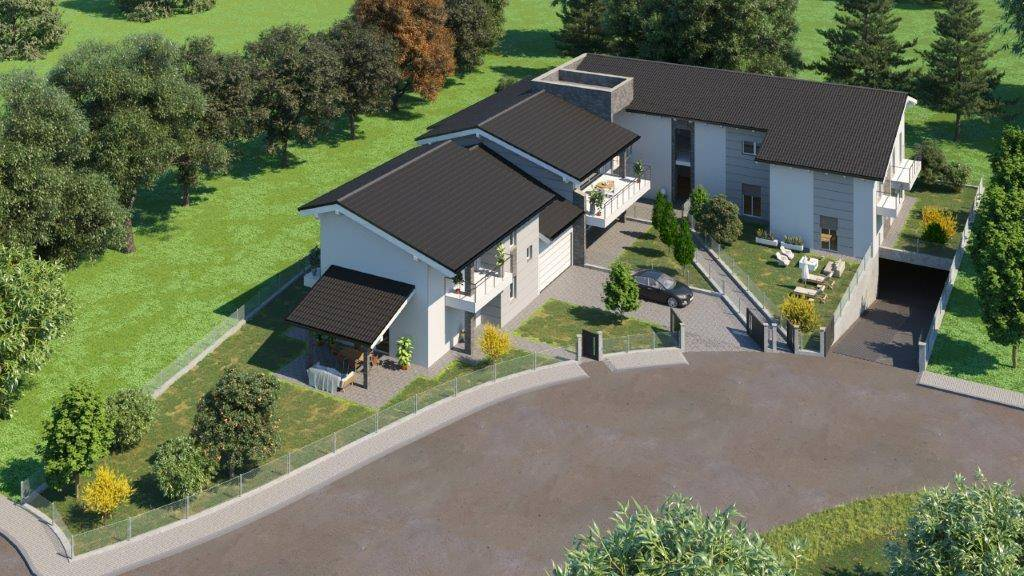 Appartamento in vendita a Usmate Velate, 3 locali, prezzo € 274.000 | PortaleAgenzieImmobiliari.it