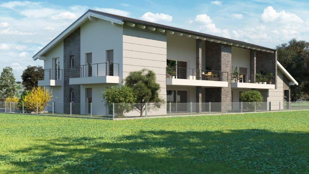Appartamento in vendita a Usmate Velate, 4 locali, prezzo € 348.000 | PortaleAgenzieImmobiliari.it