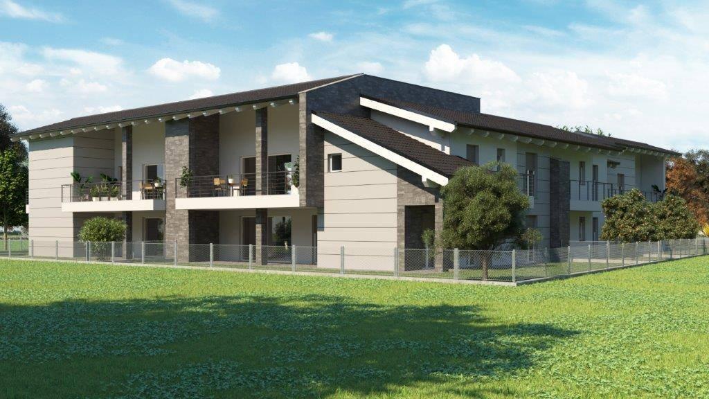 Appartamento in vendita a Usmate Velate, 4 locali, prezzo € 355.900 | PortaleAgenzieImmobiliari.it