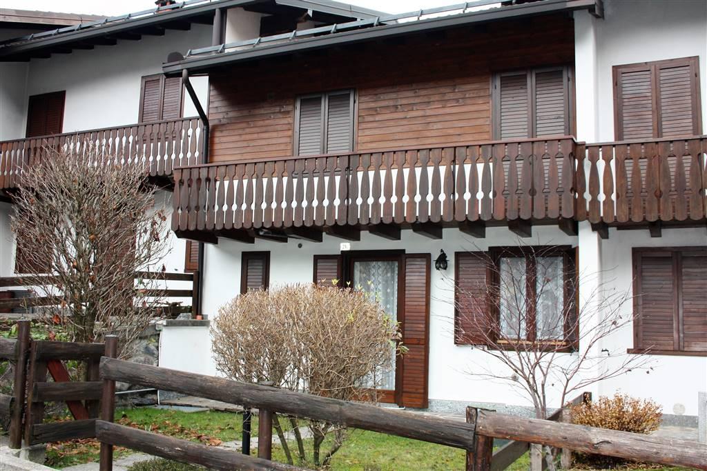 Villa a Schiera in vendita a Colere, 3 locali, prezzo € 139.000 | CambioCasa.it