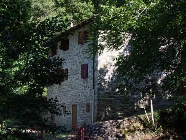 Colonica in Via Fornace, Fornace, Londa