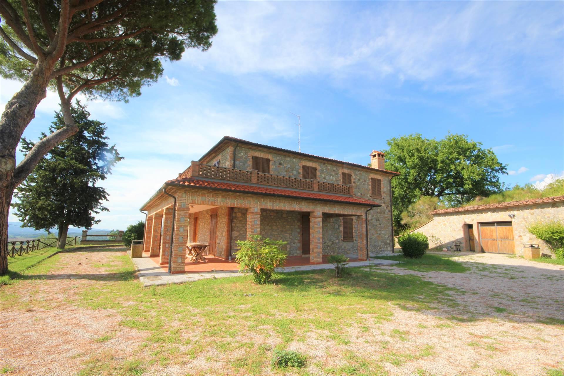 Rustico / Casale in vendita a Monteleone d'Orvieto, 8 locali, zona Zona: Santa Maria, prezzo € 420.000   CambioCasa.it