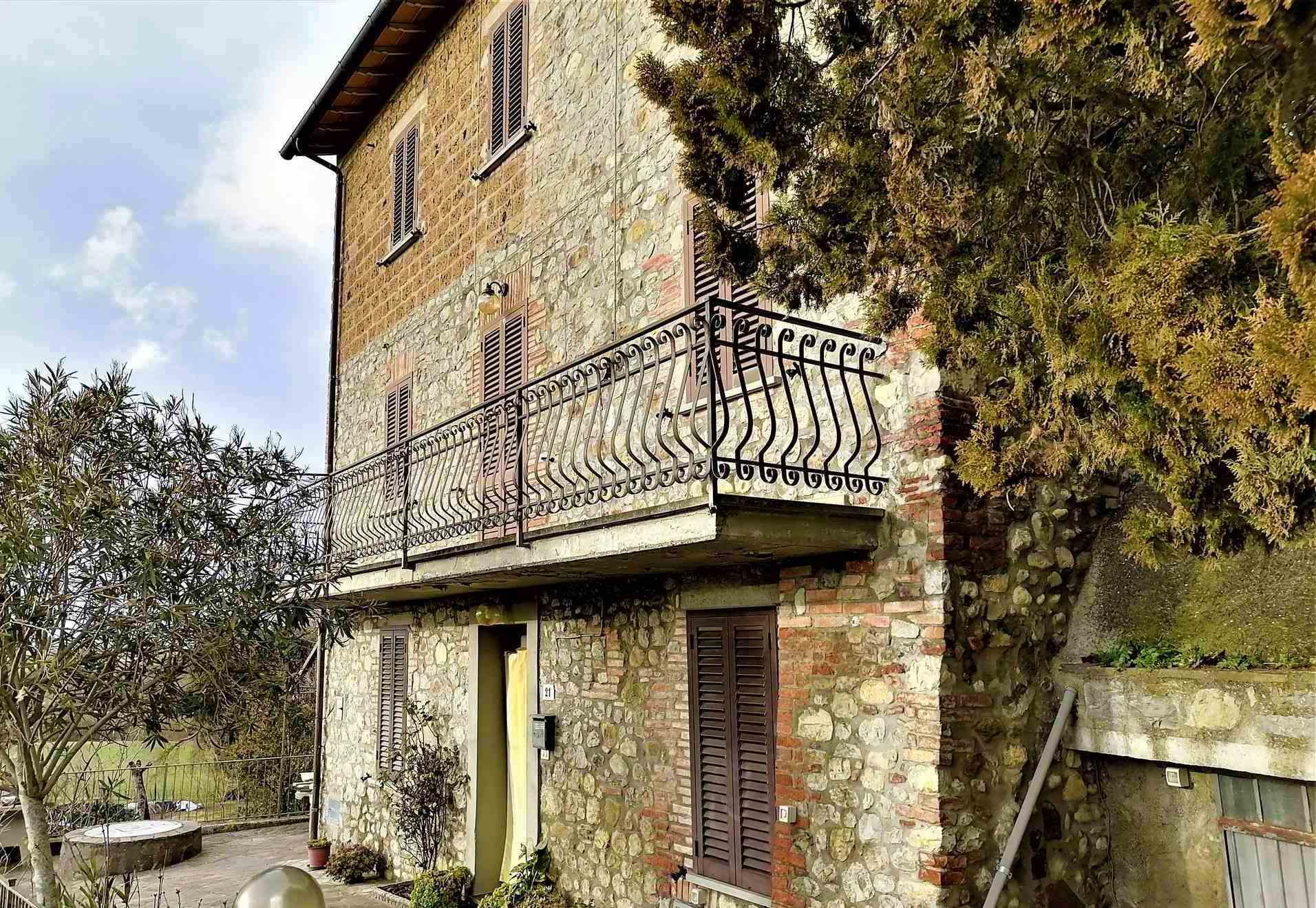 Soluzione Indipendente in vendita a Monteleone d'Orvieto, 6 locali, zona Zona: Spiazzolino, prezzo € 75.000   CambioCasa.it