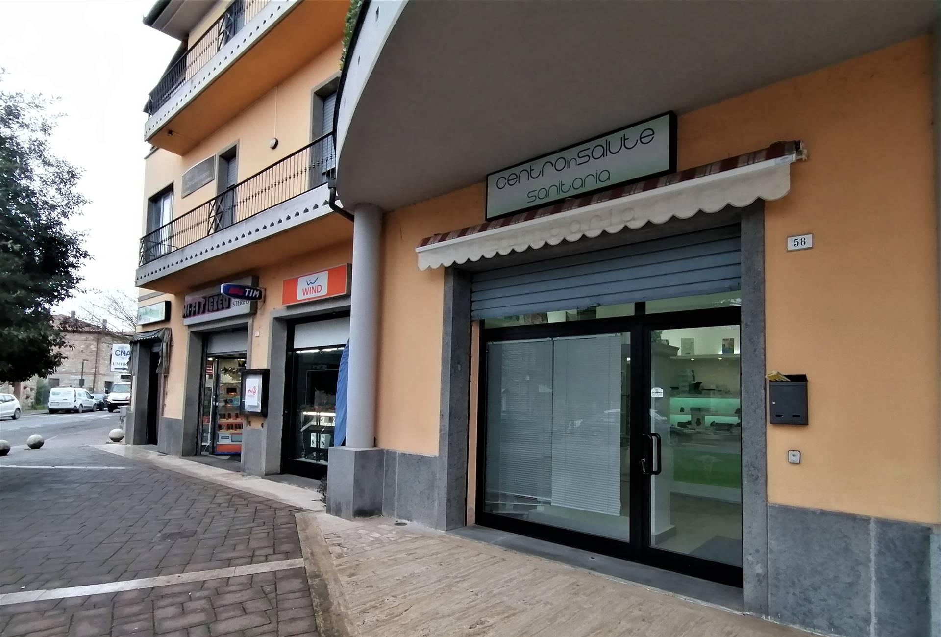 Negozio / Locale in vendita a Fabro, 2 locali, zona o Scalo, prezzo € 107.000   PortaleAgenzieImmobiliari.it