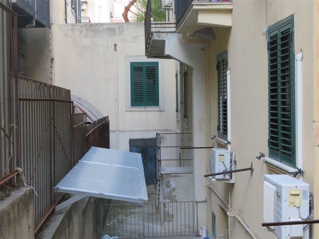 uscita esterna cortile