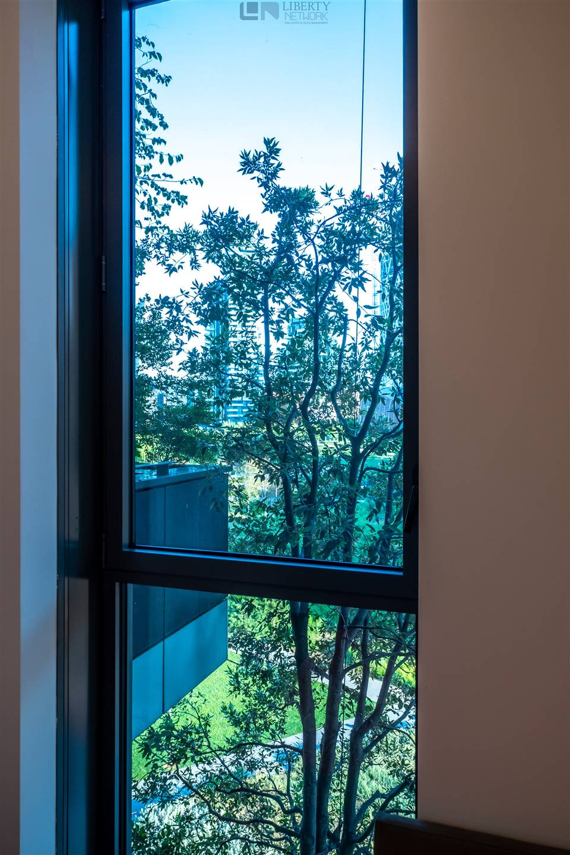 finestra della camera singola